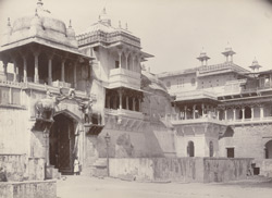 Old Palace, Hathian pole, [Kota]